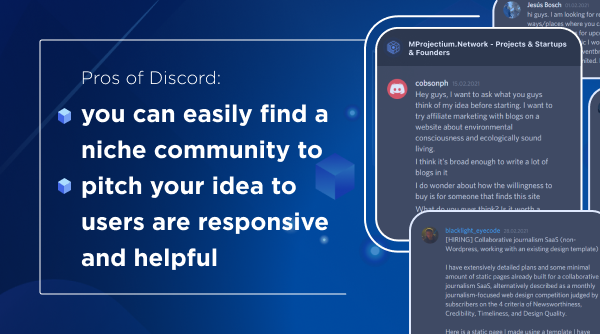 Discord for startups
