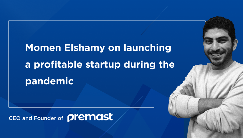 Momen Elshamy on launching a bootstrapped startup to compete with Canva